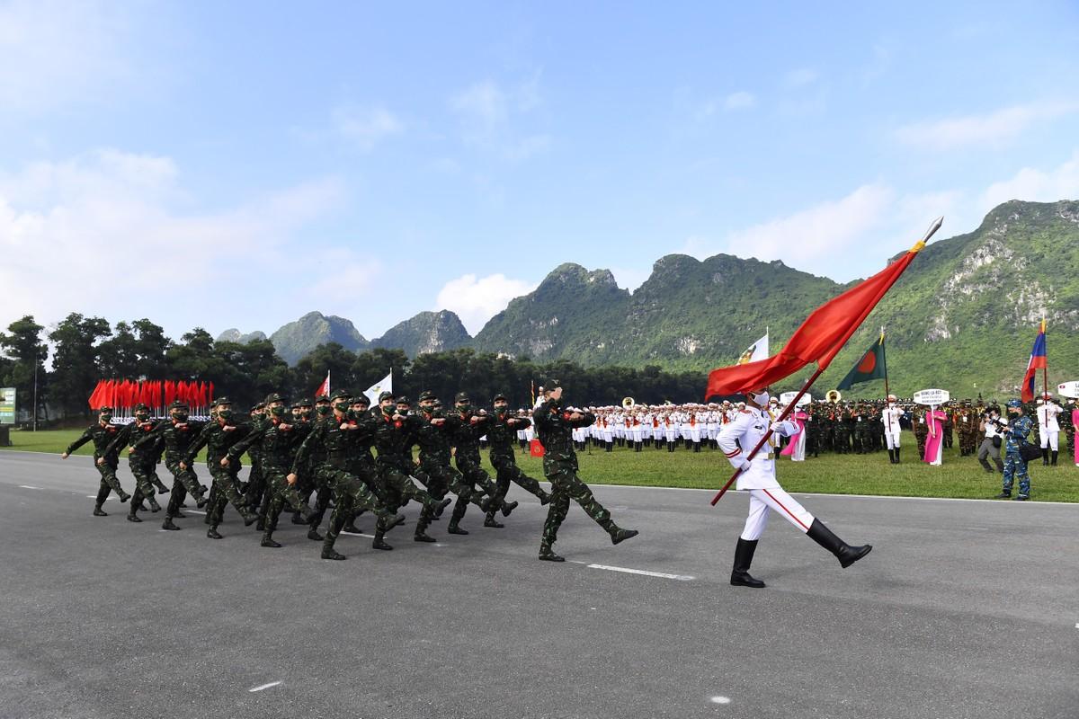 Army Games 2021 tai Viet Nam mo man voi mon