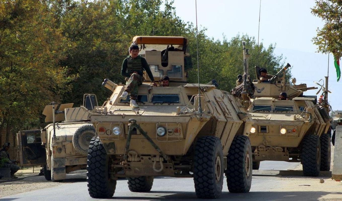 Thiet giap My giup Taliban dot pha phong tuyen Panjshir-Hinh-17
