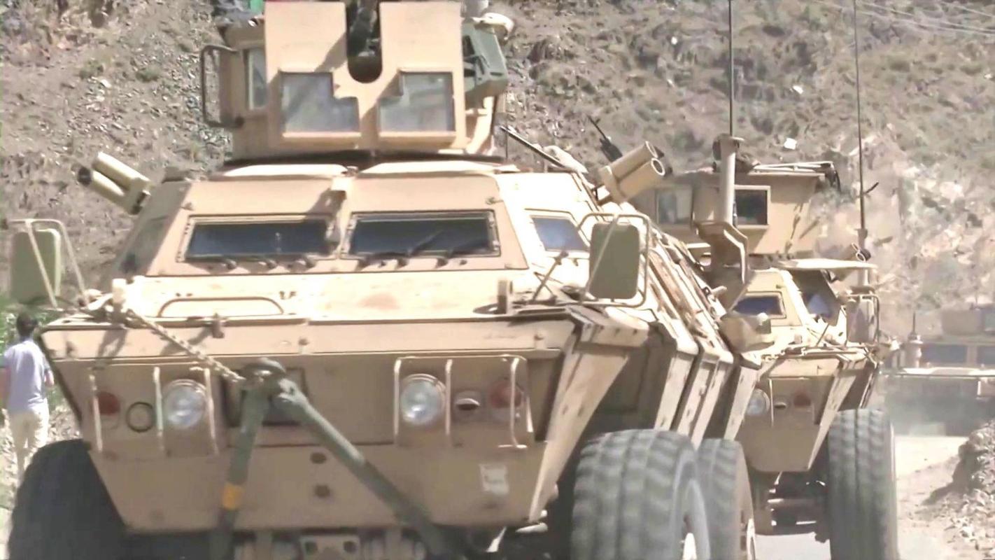 Thiet giap My giup Taliban dot pha phong tuyen Panjshir-Hinh-2