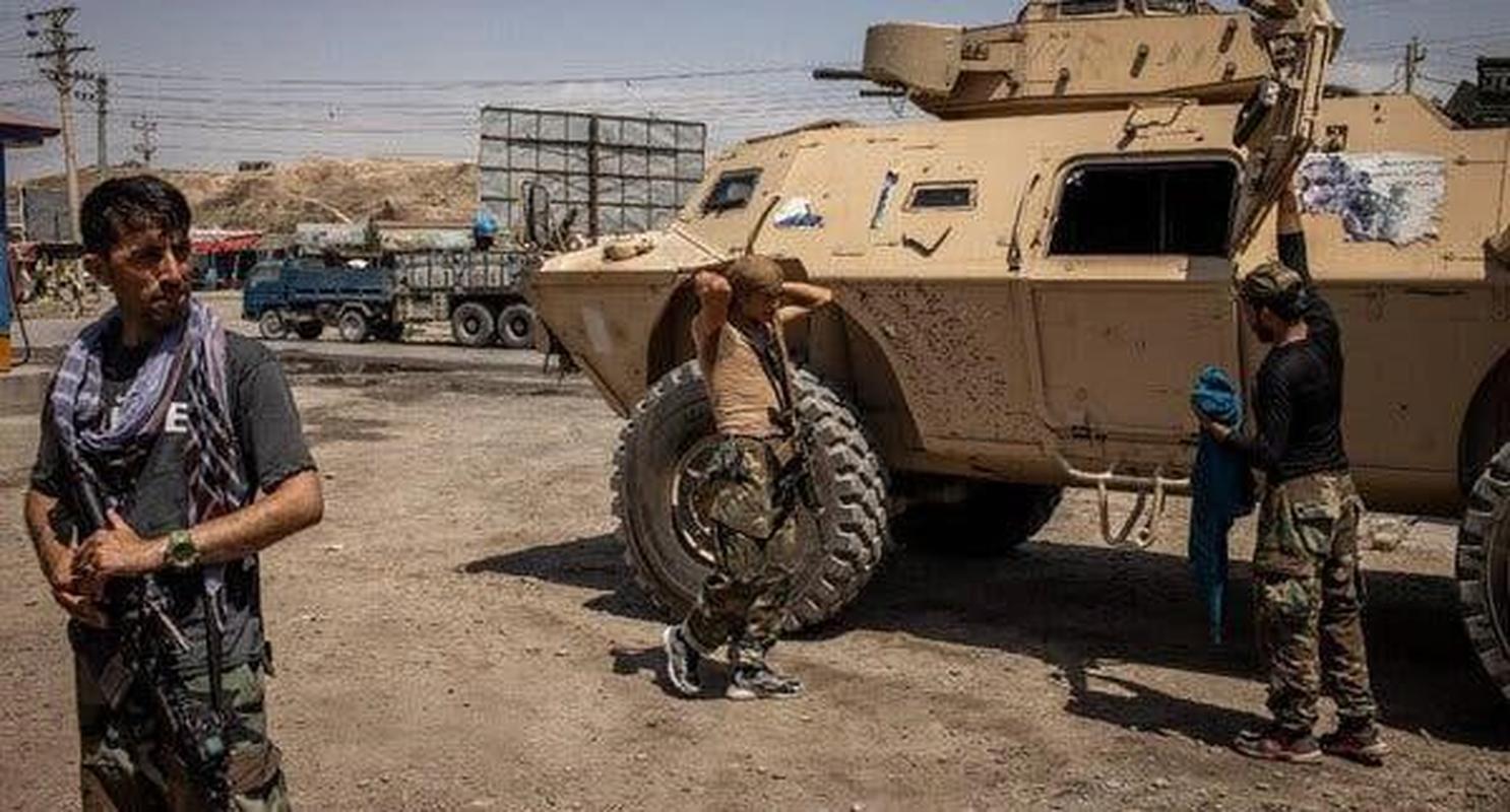 Thiet giap My giup Taliban dot pha phong tuyen Panjshir-Hinh-5