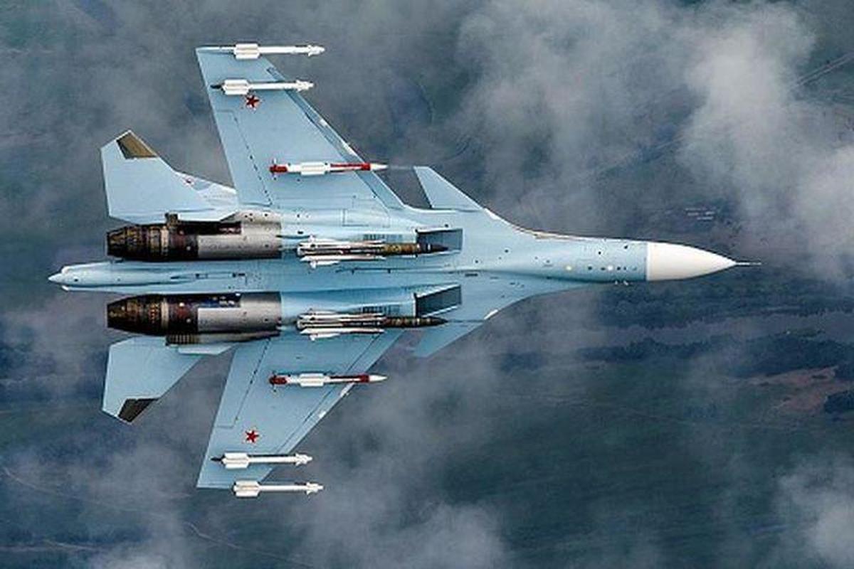 Su thuc Su-30SM2 Super Sukhoi sanh ngang tiem kich the he nam-Hinh-8