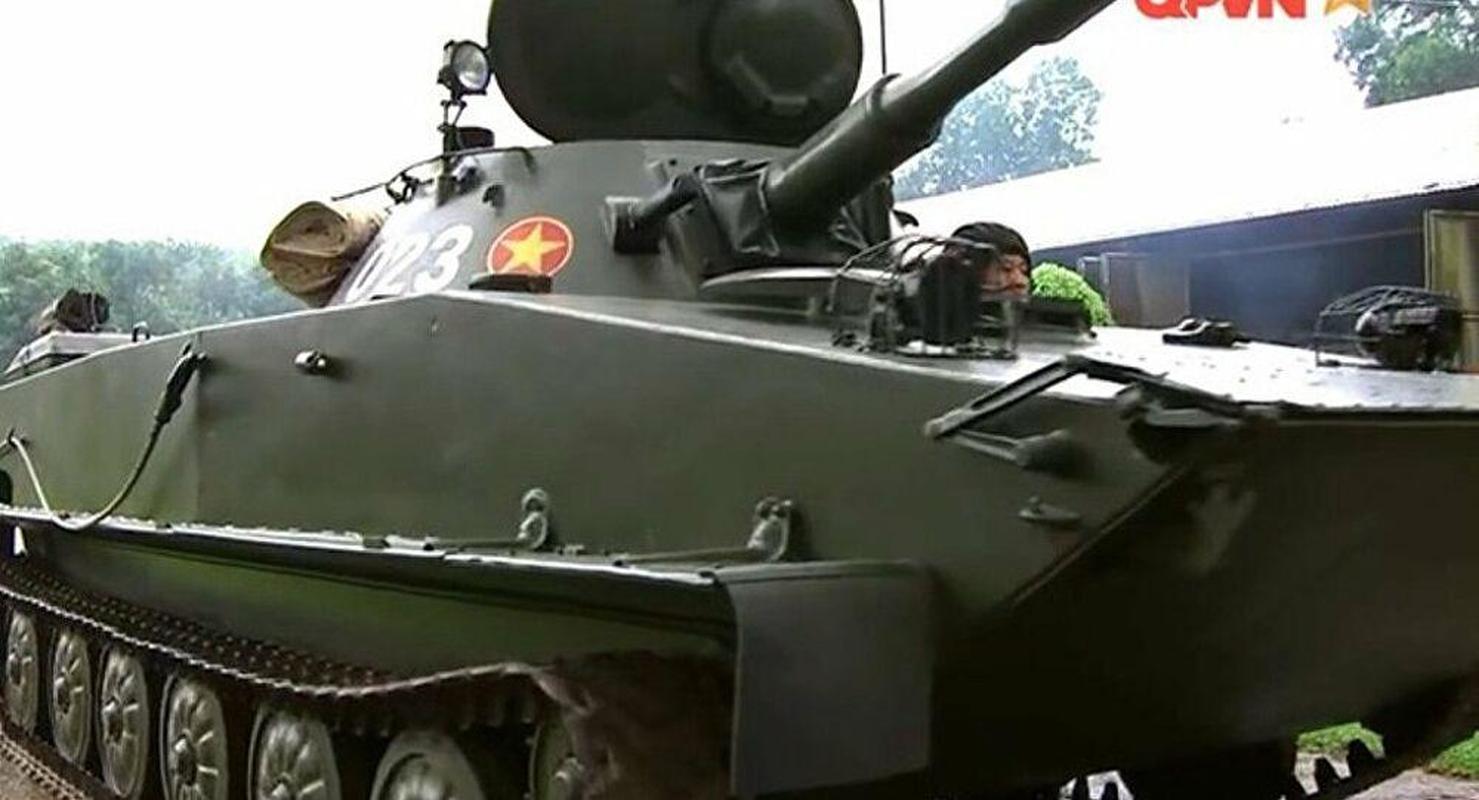 Bao Nga binh luan viec Viet Nam tu nang cap xe tang loi nuoc PT-76-Hinh-10