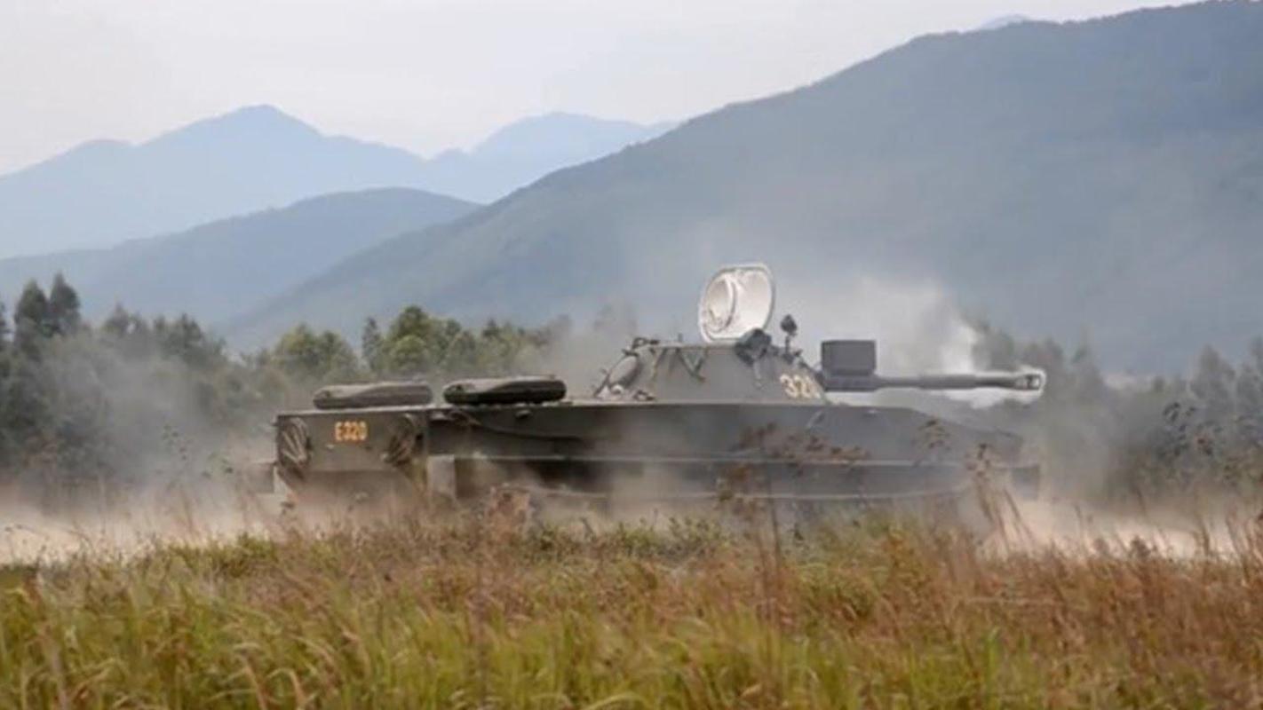 Bao Nga binh luan viec Viet Nam tu nang cap xe tang loi nuoc PT-76-Hinh-4