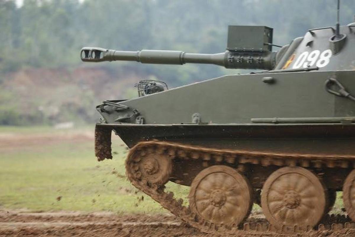 Bao Nga binh luan viec Viet Nam tu nang cap xe tang loi nuoc PT-76-Hinh-5