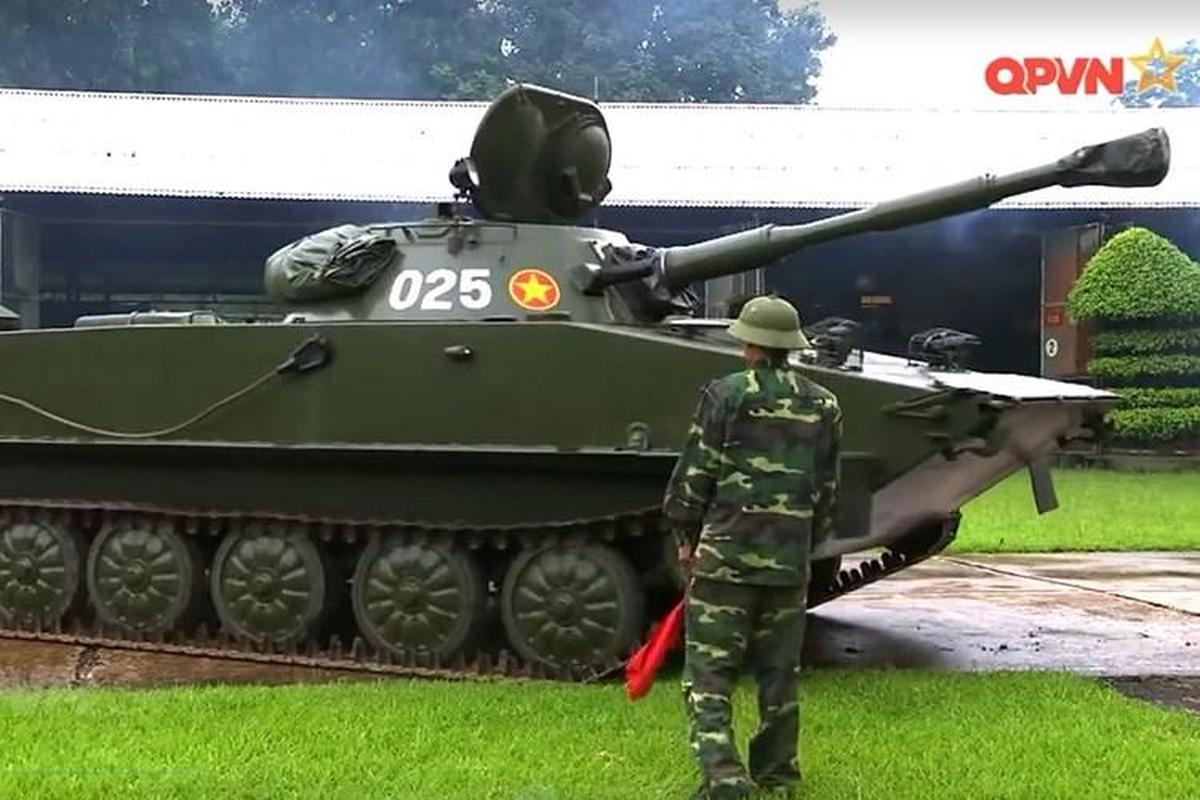 Bao Nga binh luan viec Viet Nam tu nang cap xe tang loi nuoc PT-76-Hinh-8