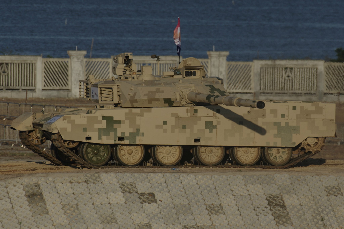 Bao My: Xe tang VT-4 cua Pakistan thua suc nghien nat T-90 Nga-Hinh-12