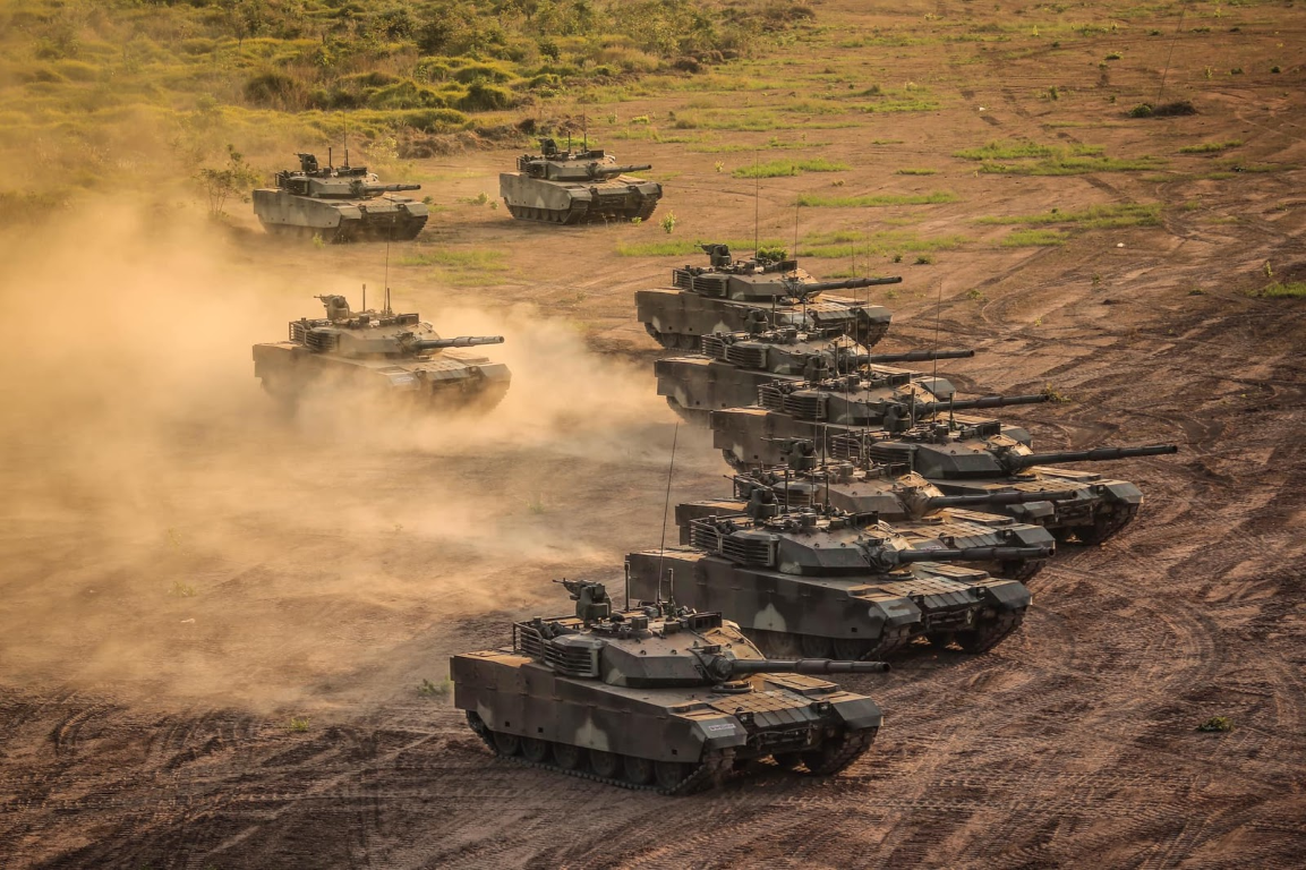 Bao My: Xe tang VT-4 cua Pakistan thua suc nghien nat T-90 Nga-Hinh-14