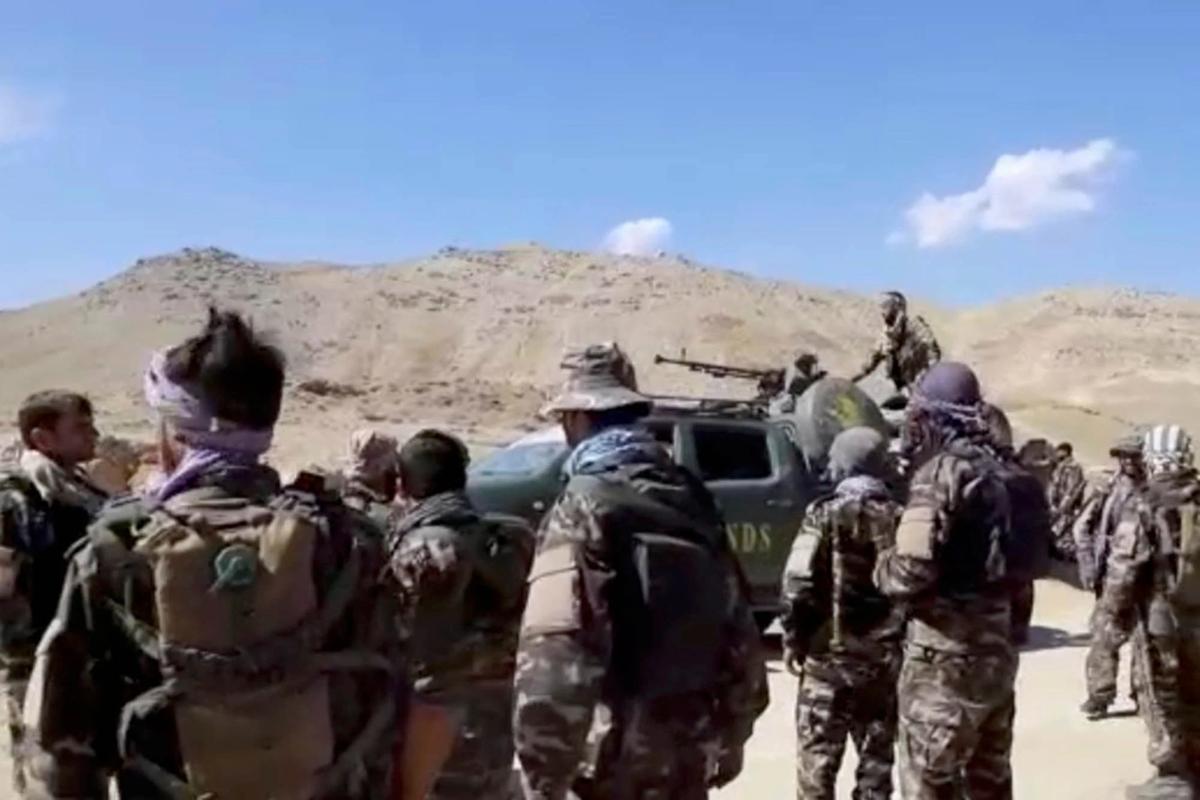Chien su Panjshir dao chieu, Taliban mat quyen kiem soat 2/3 thung lung-Hinh-2