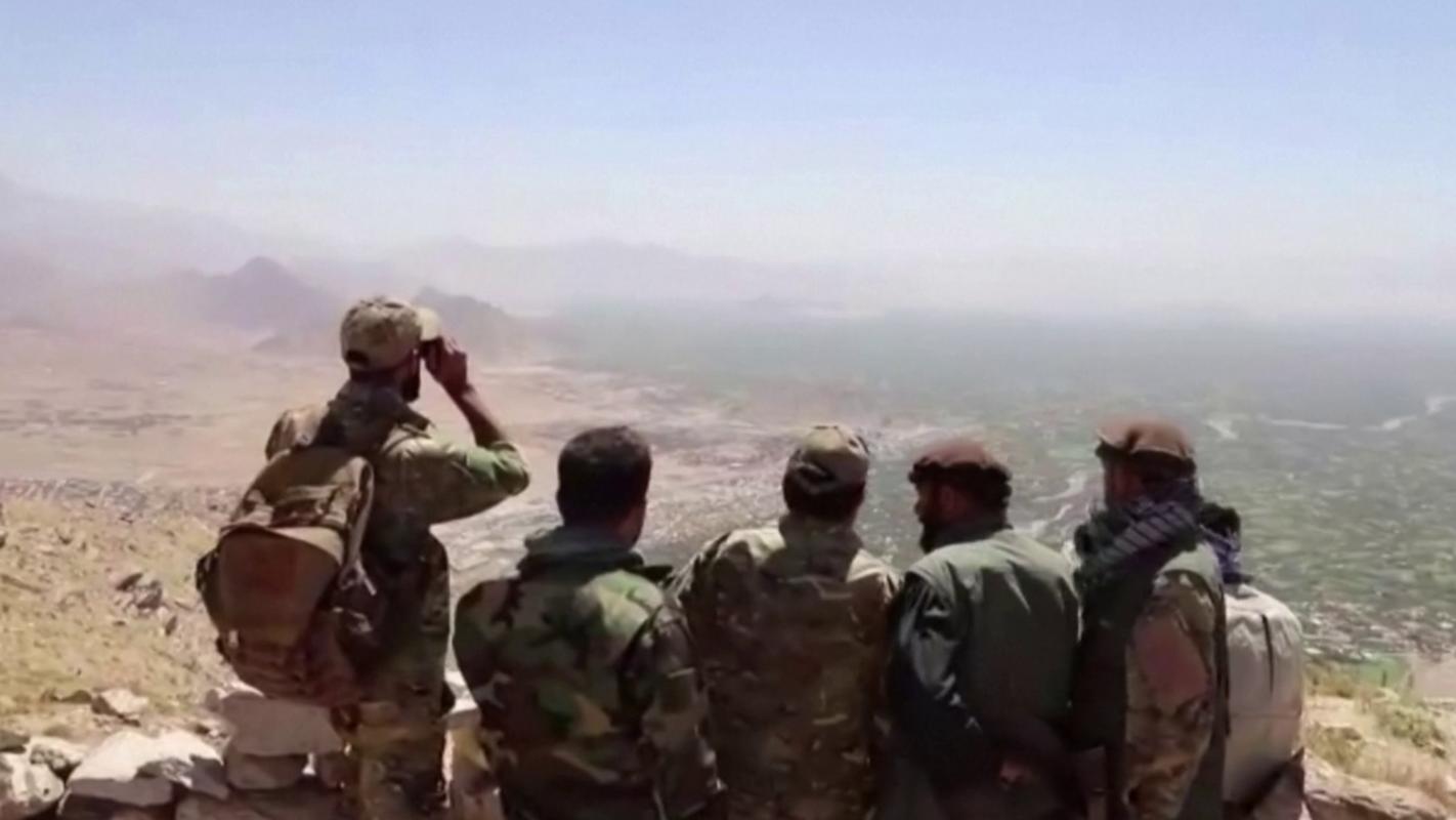 Chien su Panjshir dao chieu, Taliban mat quyen kiem soat 2/3 thung lung-Hinh-3