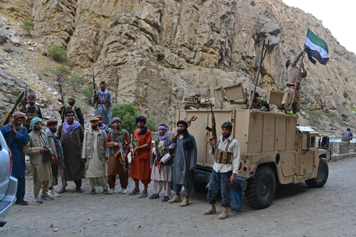 Chien su Panjshir dao chieu, Taliban mat quyen kiem soat 2/3 thung lung-Hinh-4