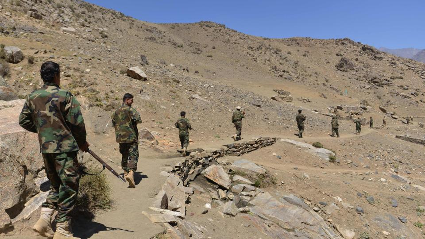 Chien su Panjshir dao chieu, Taliban mat quyen kiem soat 2/3 thung lung-Hinh-6