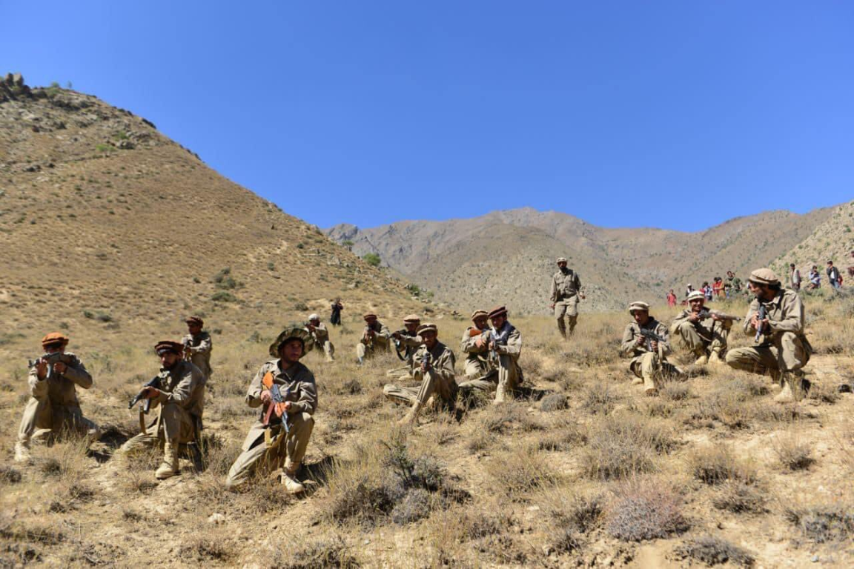 Chien su Panjshir dao chieu, Taliban mat quyen kiem soat 2/3 thung lung-Hinh-8