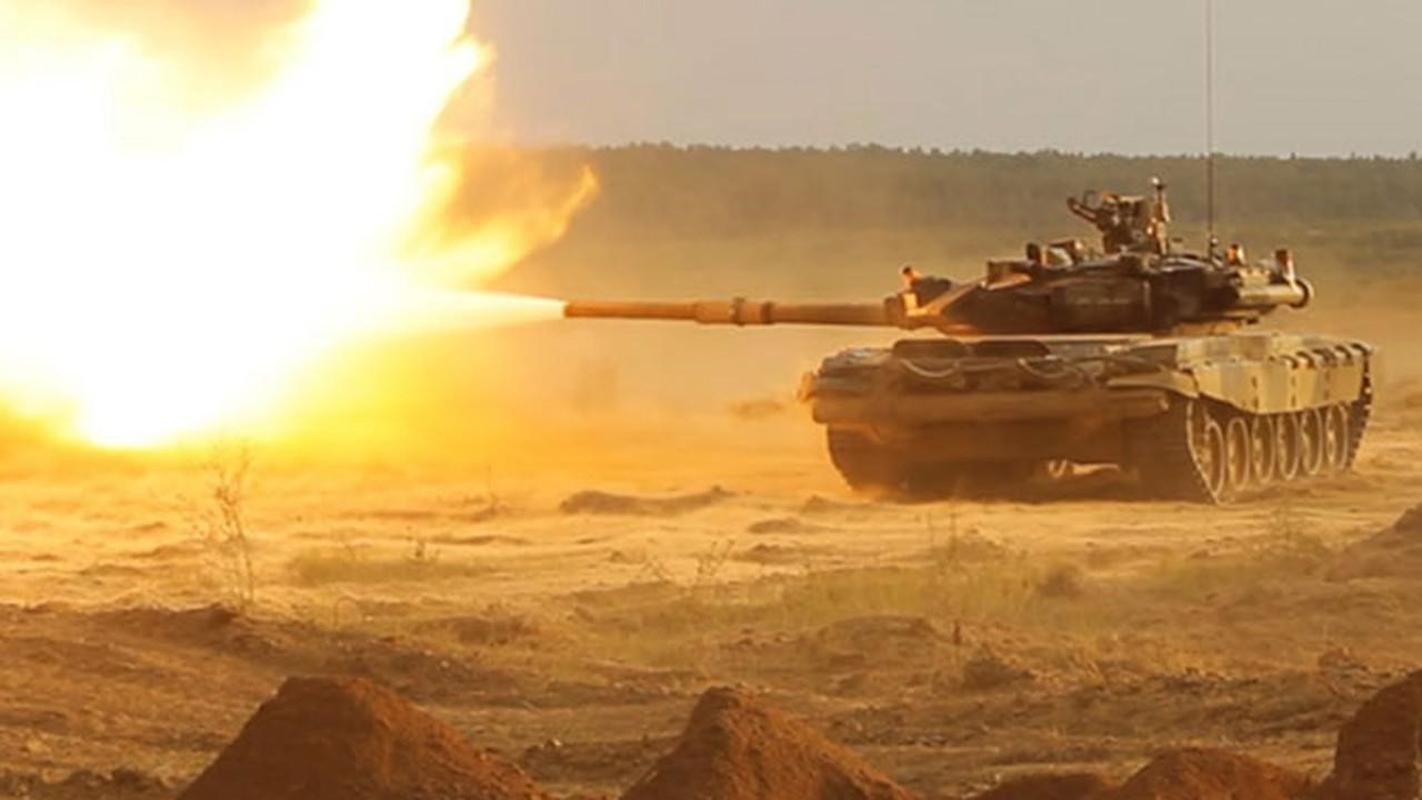 Nga bat ngo dieu 30 'sieu tang' T-72B3M ap sat bien gioi Afghanistan-Hinh-14