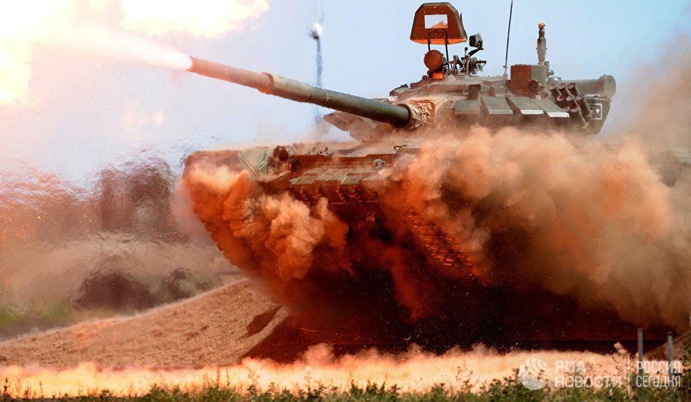 Nga bat ngo dieu 30 'sieu tang' T-72B3M ap sat bien gioi Afghanistan-Hinh-16
