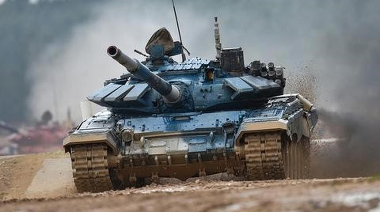 Nga bat ngo dieu 30 'sieu tang' T-72B3M ap sat bien gioi Afghanistan-Hinh-19