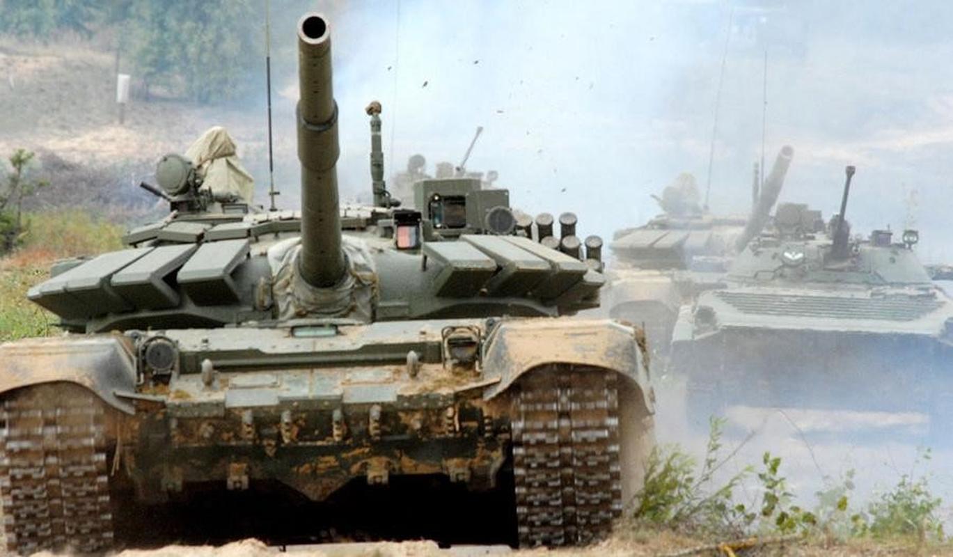 Nga bat ngo dieu 30 'sieu tang' T-72B3M ap sat bien gioi Afghanistan-Hinh-21
