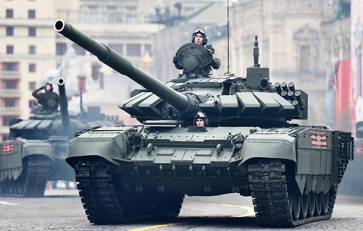 Nga bat ngo dieu 30 'sieu tang' T-72B3M ap sat bien gioi Afghanistan-Hinh-4
