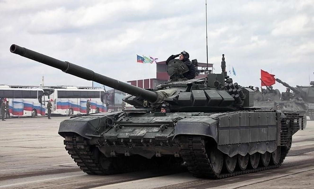 Nga bat ngo dieu 30 'sieu tang' T-72B3M ap sat bien gioi Afghanistan-Hinh-8