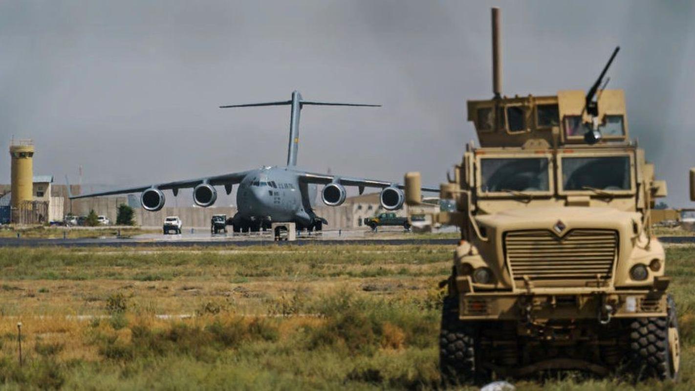 Lot tran vu oanh tac cuoi cung cua My o Afghanistan