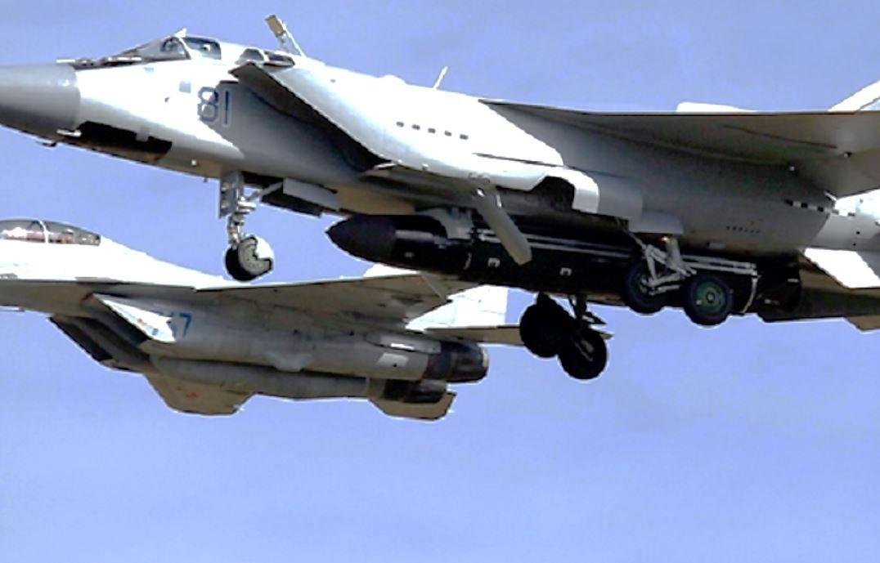 MiG-31 duoc trang bi ten lua bi an manh gap boi Kh-47M2 Kinzhal?-Hinh-4