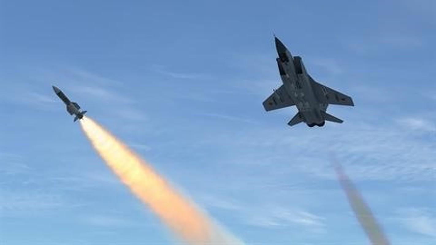 MiG-31 duoc trang bi ten lua bi an manh gap boi Kh-47M2 Kinzhal?-Hinh-7