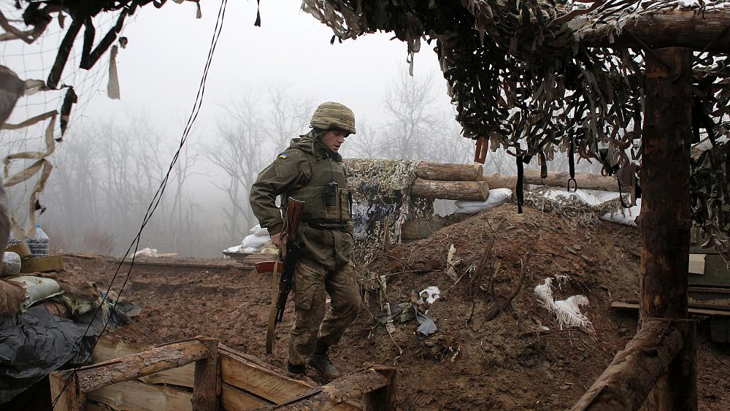 Ukraine thiet hai nang o mien Dong, phao binh Donetsk qua manh!-Hinh-12