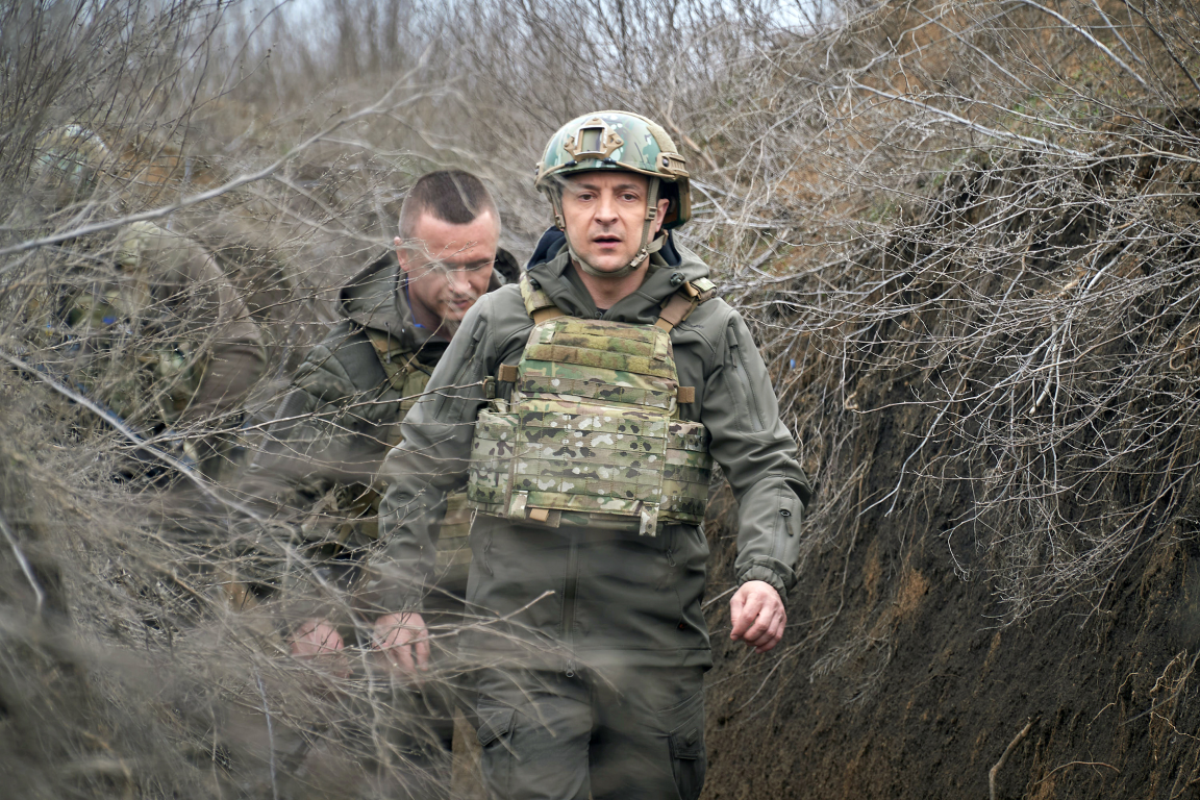 Ukraine thiet hai nang o mien Dong, phao binh Donetsk qua manh!-Hinh-9