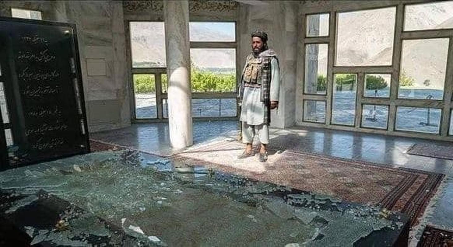 Sau khi 'thang nhu che tre', Taliban lai gap sai lam nghiem trong tai Panjshir-Hinh-5