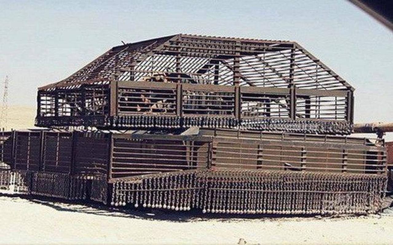 'Mai che' tren T-72B3 Nga vo tac dung truoc ten lua Javelin Ukraine-Hinh-10