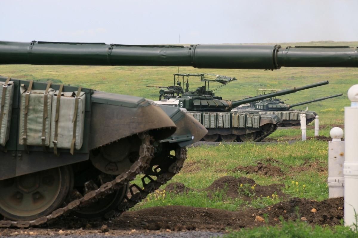 'Mai che' tren T-72B3 Nga vo tac dung truoc ten lua Javelin Ukraine-Hinh-4