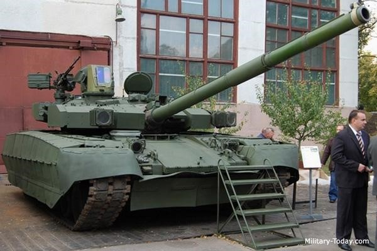 My mua T-84BM Oplot Ukraine de lam... bia cho M1 Abrams tap ban-Hinh-2
