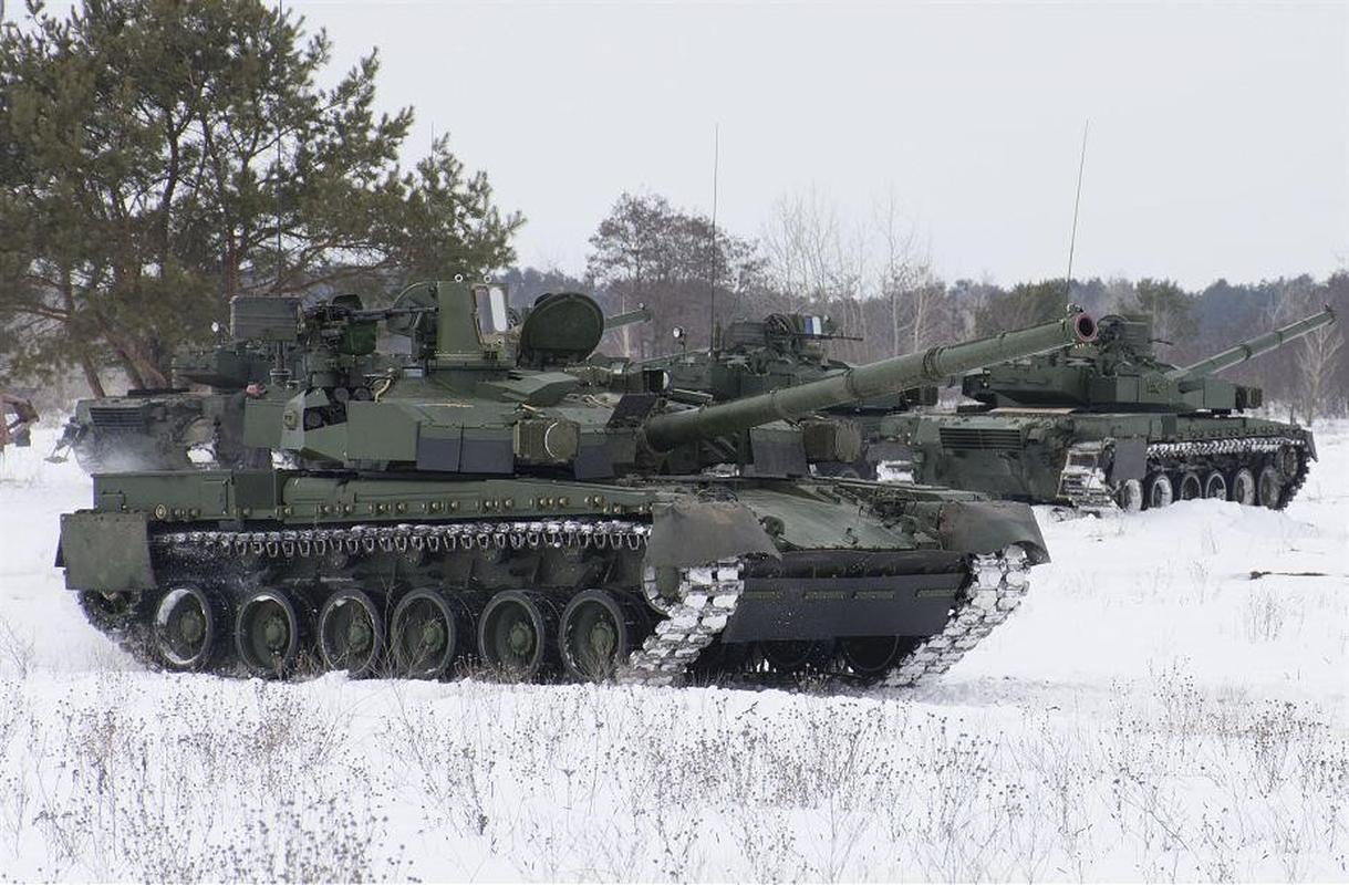 My mua T-84BM Oplot Ukraine de lam... bia cho M1 Abrams tap ban-Hinh-4