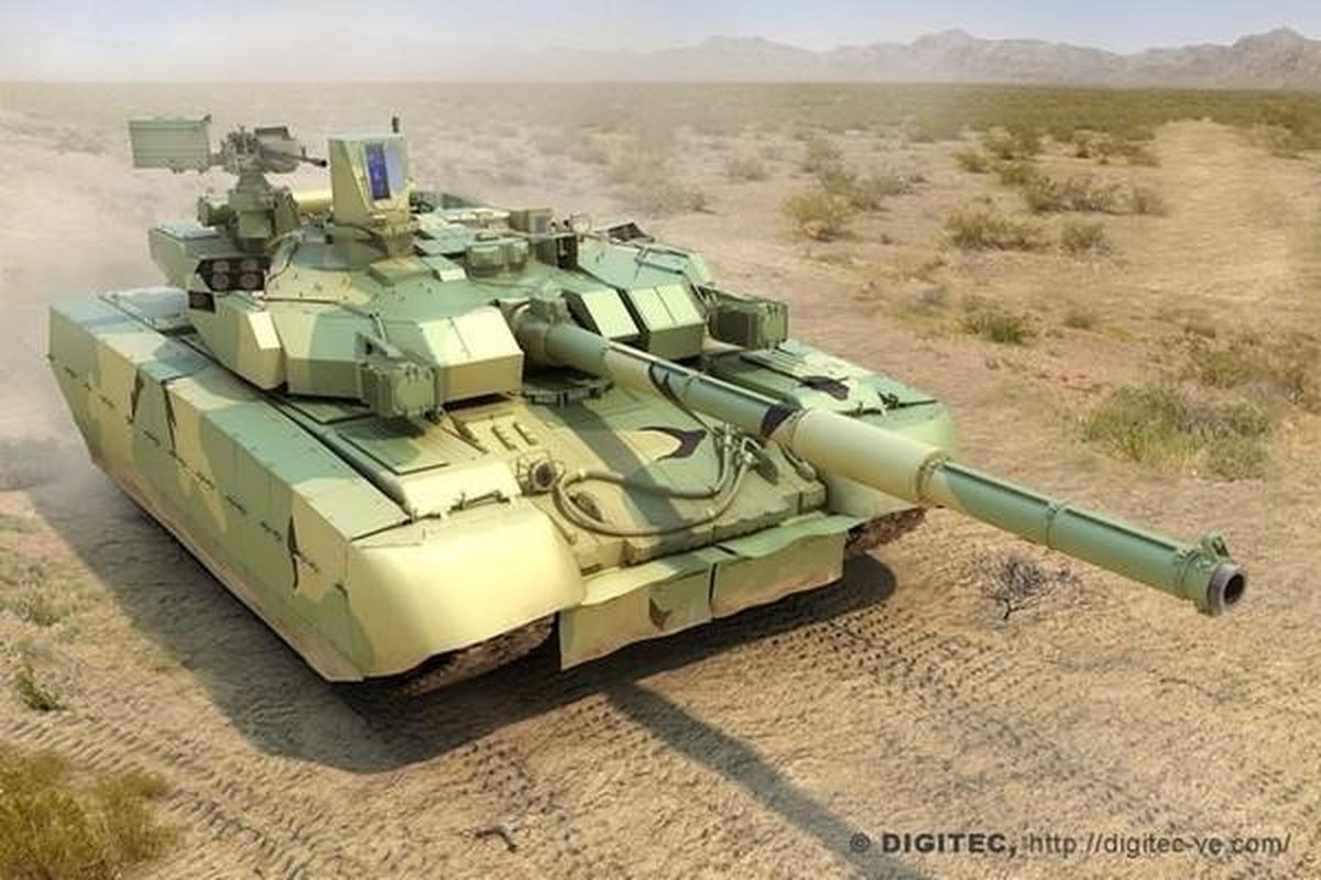My mua T-84BM Oplot Ukraine de lam... bia cho M1 Abrams tap ban-Hinh-6