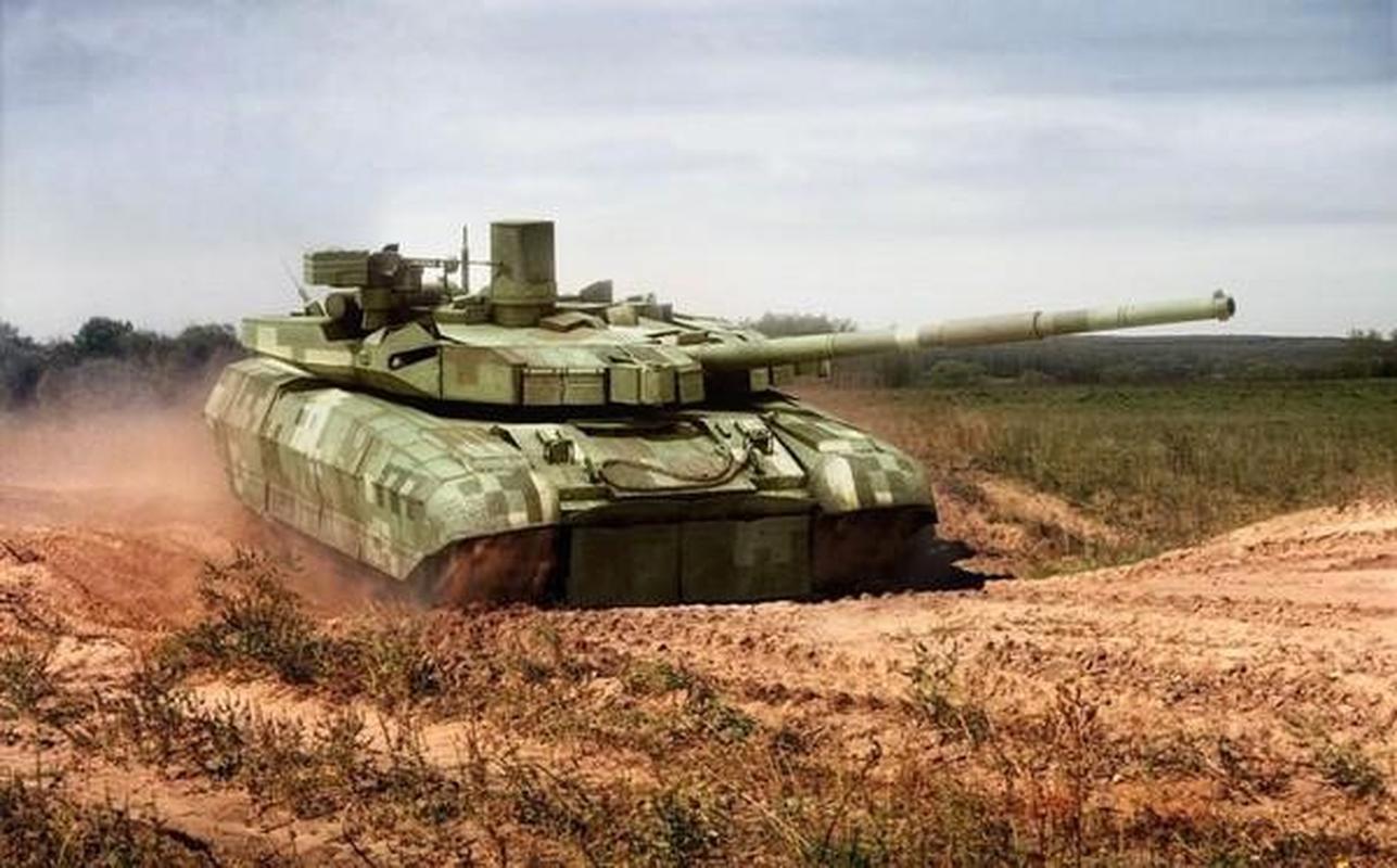 My mua T-84BM Oplot Ukraine de lam... bia cho M1 Abrams tap ban-Hinh-8