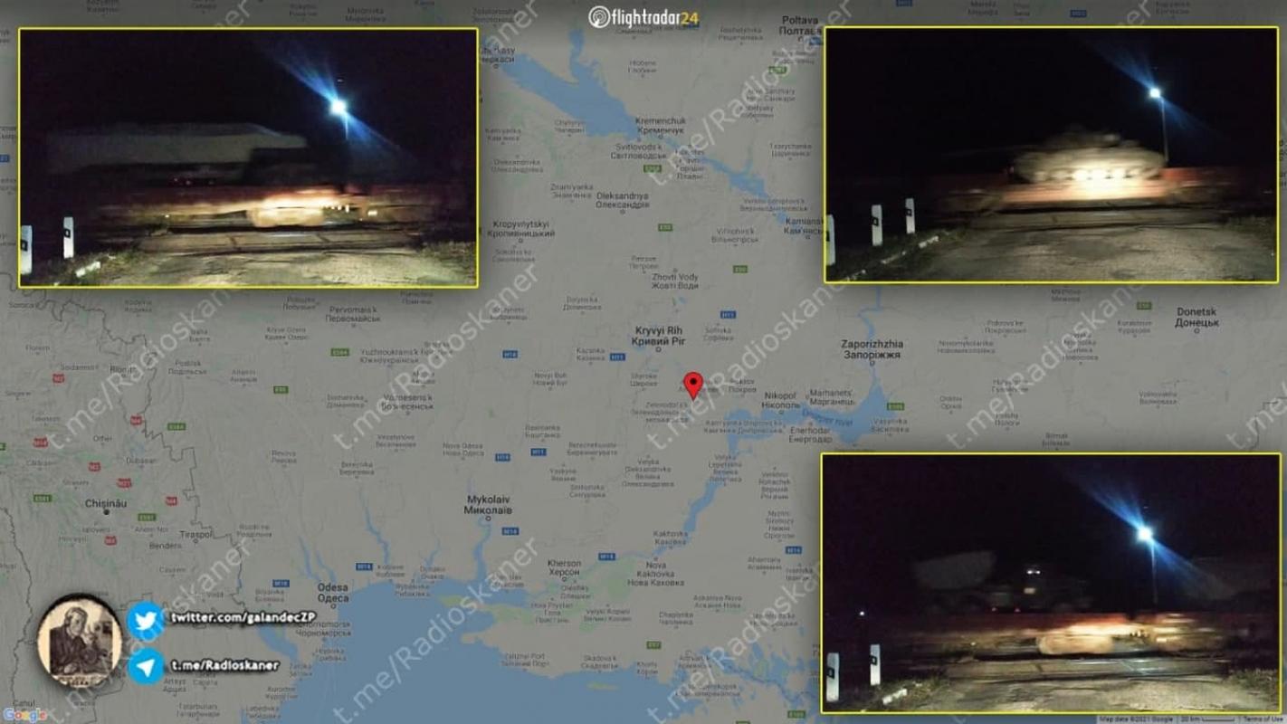 Ukraine un un keo vu khi hang nang toi sat Nga giua dem-Hinh-2