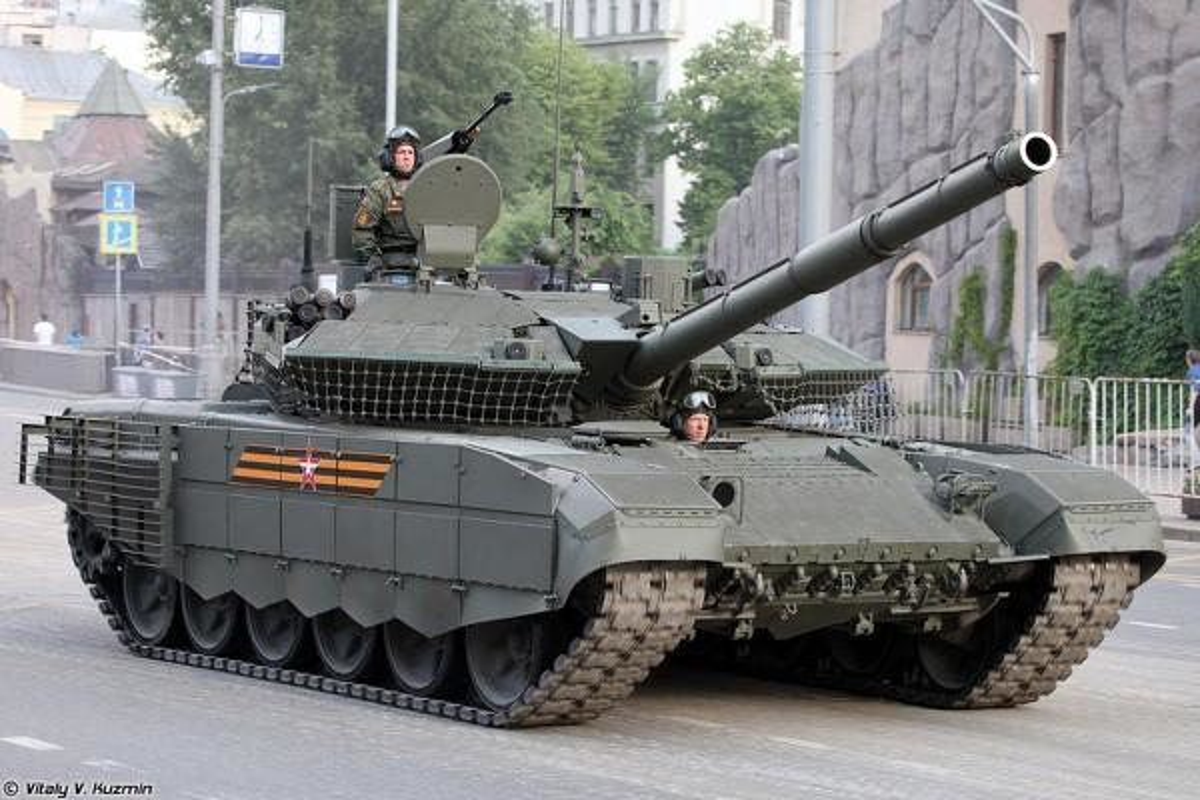 Nga se nang cap toan bo xe tang T-90 len chuan T-90M Proryv-3-Hinh-11