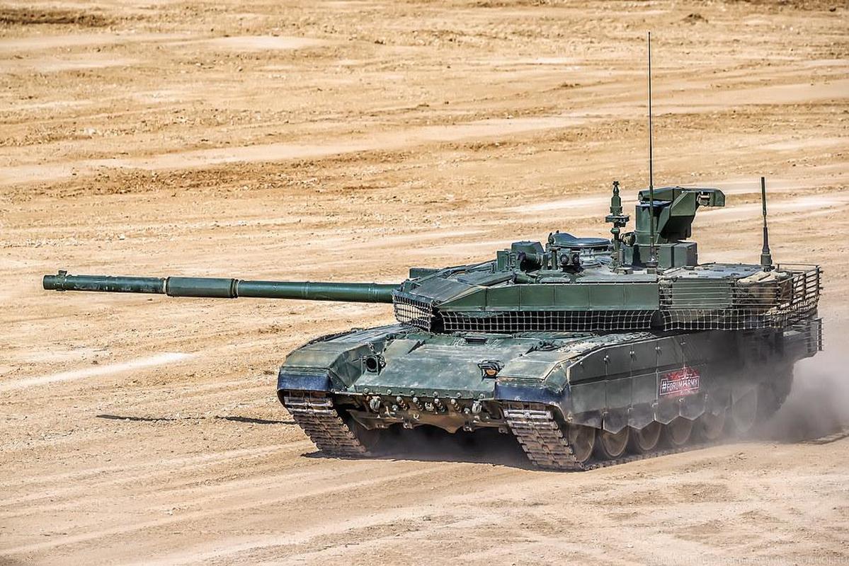 Nga se nang cap toan bo xe tang T-90 len chuan T-90M Proryv-3-Hinh-13
