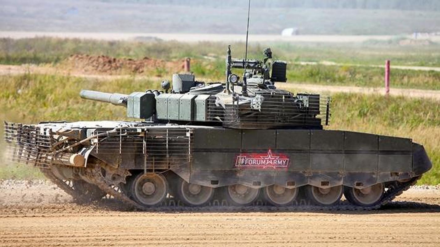 Nga se nang cap toan bo xe tang T-90 len chuan T-90M Proryv-3-Hinh-14