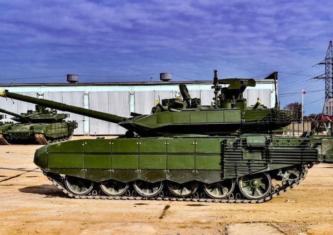 Nga se nang cap toan bo xe tang T-90 len chuan T-90M Proryv-3-Hinh-2