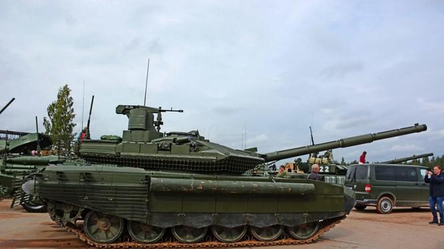Nga se nang cap toan bo xe tang T-90 len chuan T-90M Proryv-3-Hinh-5