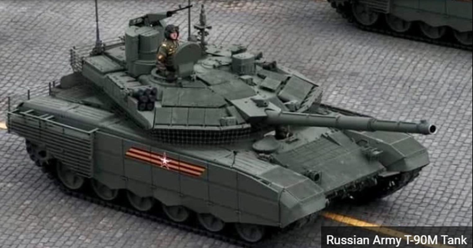 Nga se nang cap toan bo xe tang T-90 len chuan T-90M Proryv-3-Hinh-8