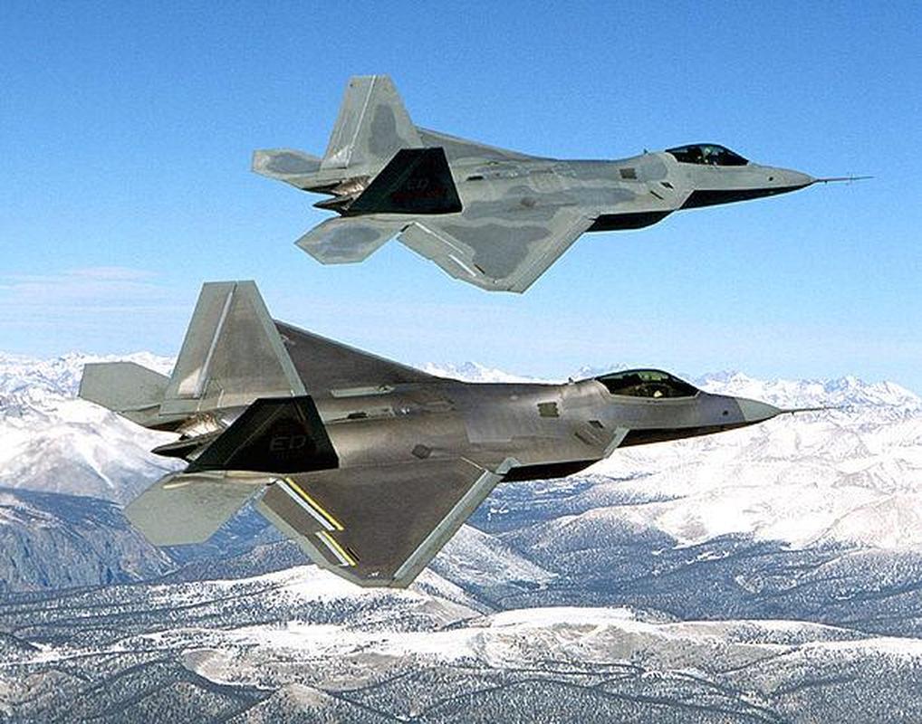 Bao My: Su-57 Nga se chien thang 'chim an thit' F-22 trong thuc chien-Hinh-14