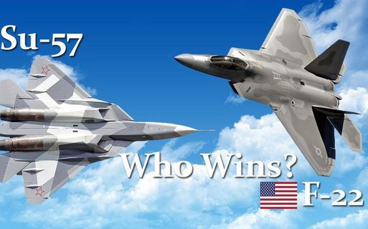 Bao My: Su-57 Nga se chien thang 'chim an thit' F-22 trong thuc chien-Hinh-5