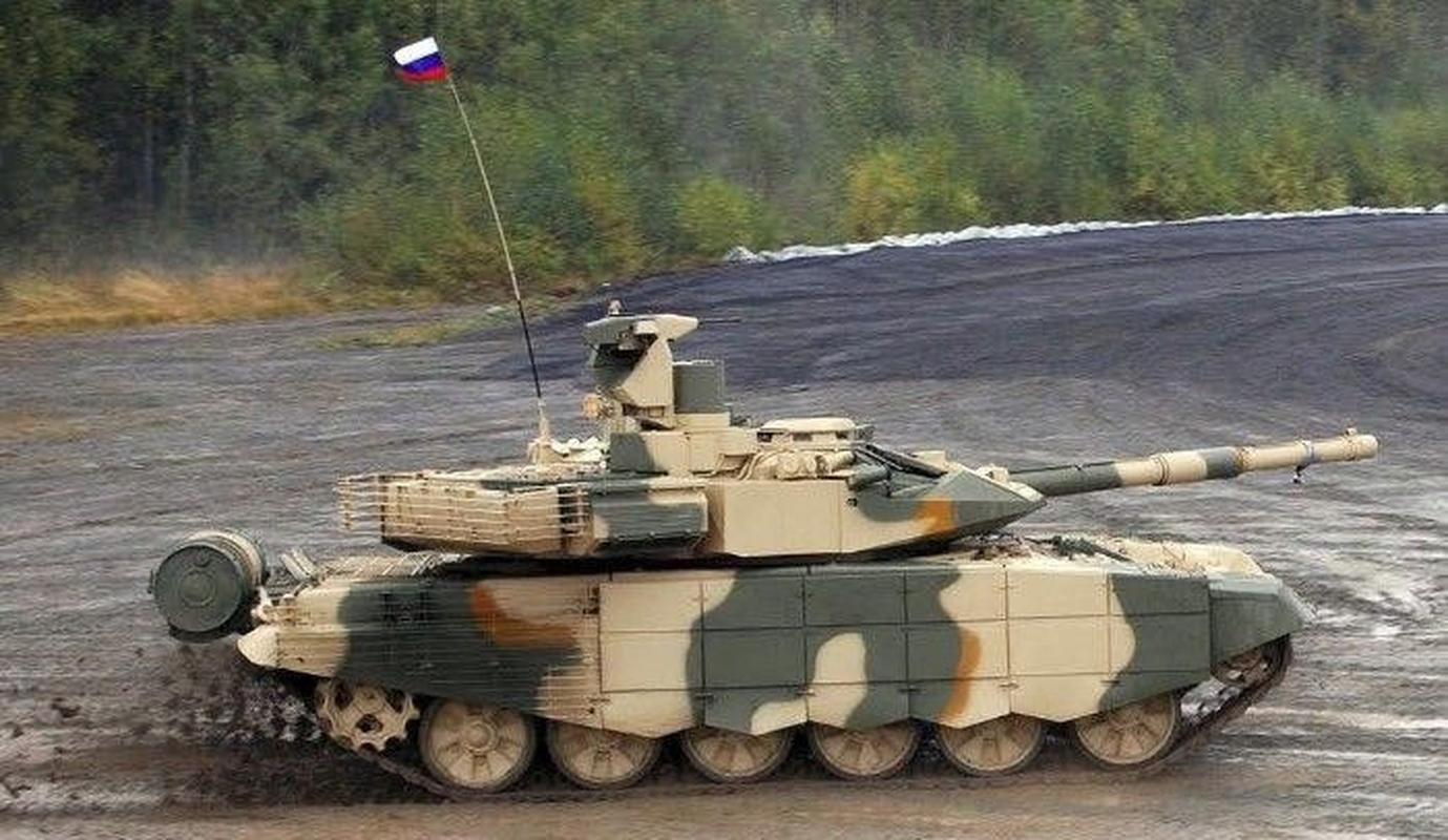 Nga 'chuan hoa' xe tang T-90M, diem bao bat loi cho My va NATO-Hinh-12