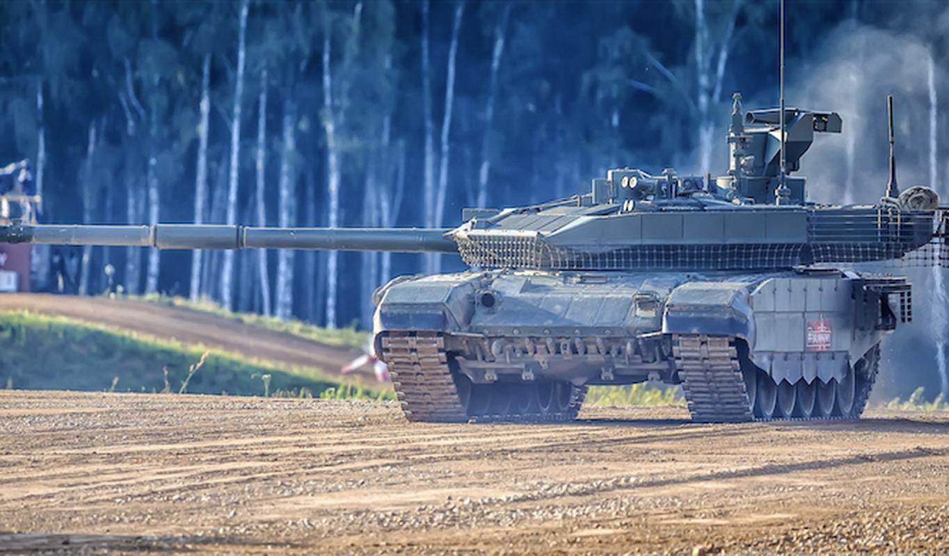 Nga 'chuan hoa' xe tang T-90M, diem bao bat loi cho My va NATO-Hinh-16