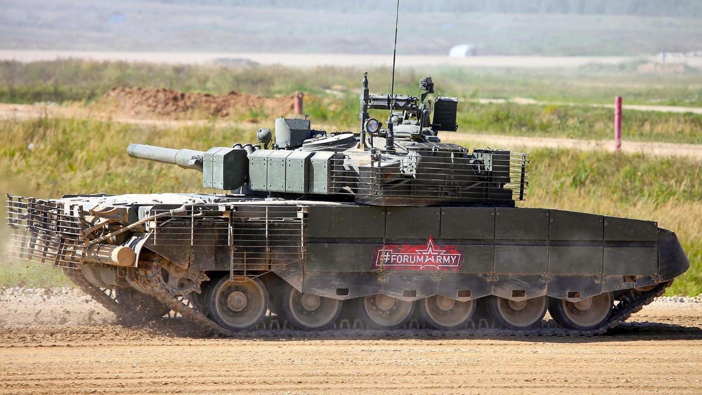 Nga 'chuan hoa' xe tang T-90M, diem bao bat loi cho My va NATO-Hinh-21
