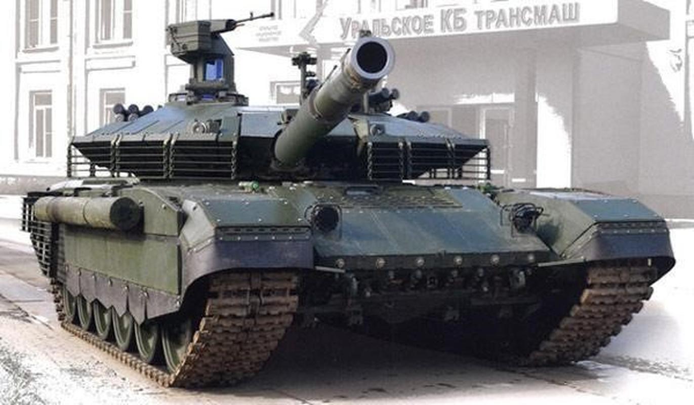 Nga 'chuan hoa' xe tang T-90M, diem bao bat loi cho My va NATO-Hinh-22