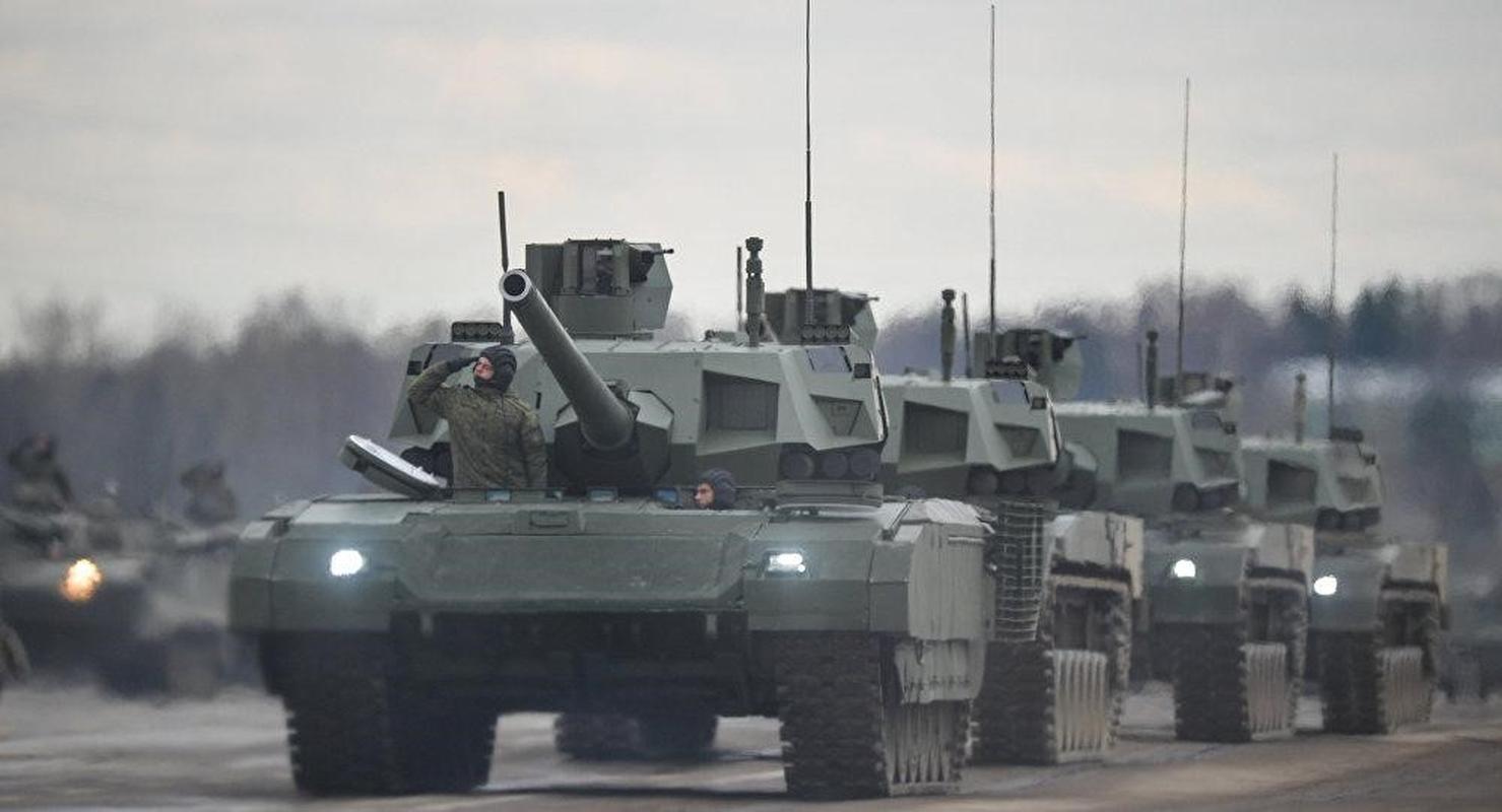 Nga 'chuan hoa' xe tang T-90M, diem bao bat loi cho My va NATO-Hinh-9