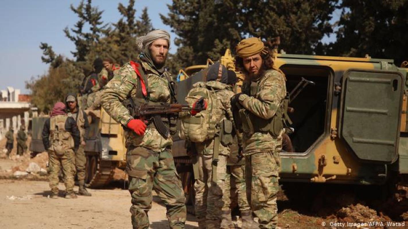Nong: Nga va Syria chuan bi danh Idlib, Ankara san sang nghenh chien