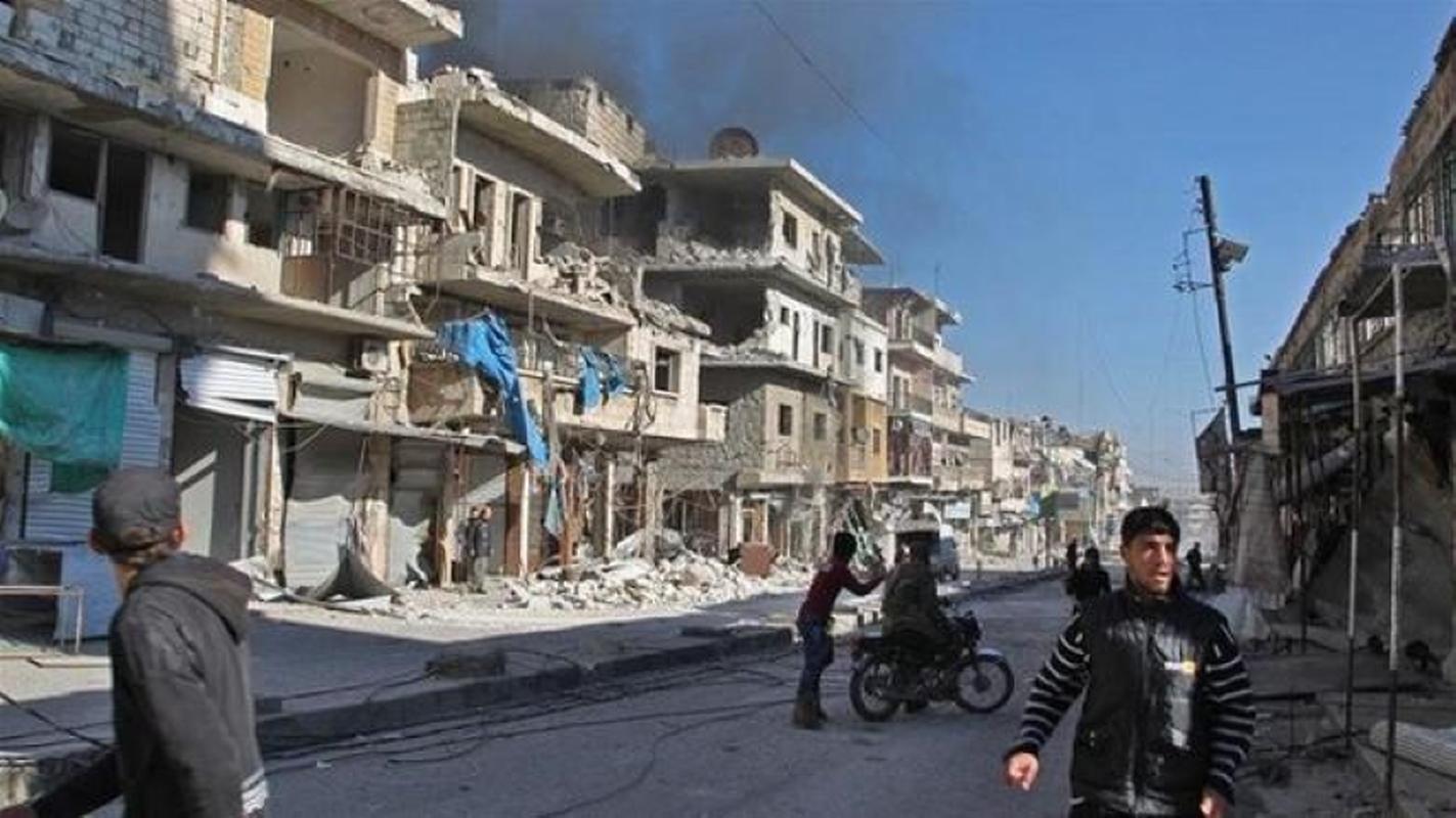 Duoc Nga 'bom' them vu khi, Syria chuan bi tong tan cong vao Idlib-Hinh-3